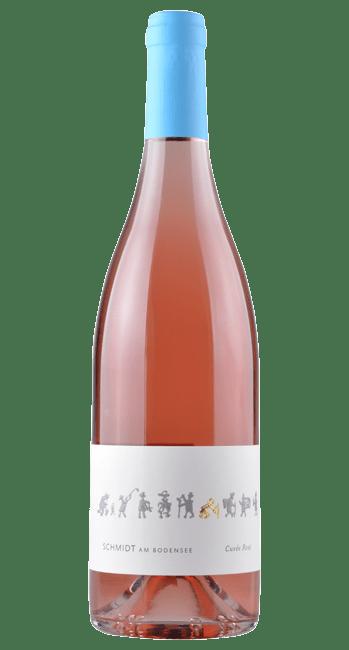 Cuvée Rosé -  Bayerischer Bodensee - Deutschland | 2018 | Schmidt am Bodensee | Deutschland