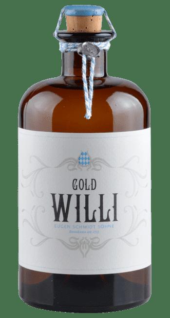 Gold Willi -  Bayerischer Bodensee - Deutschland - 0,5 Liter | Eugen Schmidt Söhne | Deutschland