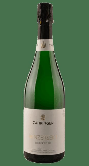 Winzersekt - Edelgräfler -  Baden - Deutschland - Bio | 2016 | Zähringer | Deutschland