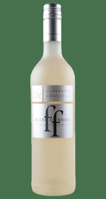 Blanc de Noirs - fein & fruchtig -   Württemberg - Deutschland | 2017 | Cleebronn-Güglingen | Deutschland