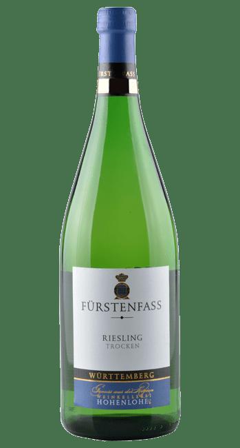 Riesling - Fürstenfass - Württemberg - Deutschland - 1,0 Liter | 2018 | Weinkellerei Hohenlohe | Deutschland