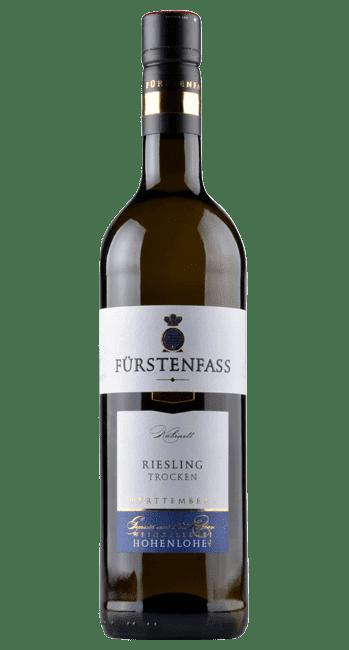Riesling - Kabinett - Fürstenfass - Württemberg - Deutschland | 2018 | Weinkellerei Hohenlohe | Deutschland