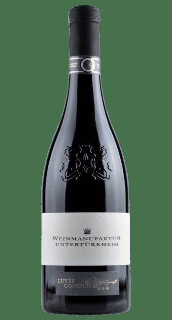 Cuvée Concilium *** -  Württemberg - Deutschland   2014   Weinmanufaktur Untertürkheim   Deutschland