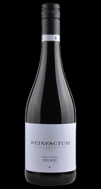 Cannstatter Zuckerle - Trollinger * -  Württemberg - Deutschland | 2016 | Weinfactum | Deutschland