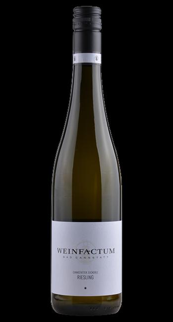 Cannstatter Zuckerle - Riesling * -  Württemberg - Deutschland | 2017 | Weinfactum | Deutschland