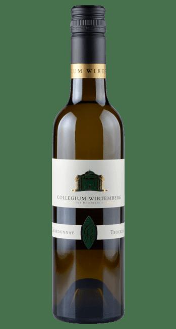 Chardonnay -   Württemberg - Deutschland - 0,375 Liter | 2017 | Collegium Wirtemberg | Deutschland