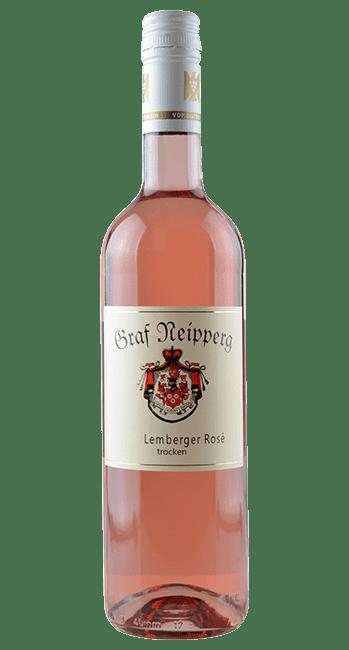 Lemberger - Rosé -  Württemberg - Deutschland | 2017 | Graf Neipperg | Deutschland