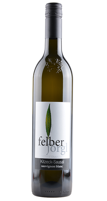 Sauvignon Blanc - Kitzeck-Sausal - Südsteiermark - Österreich   2018   Felberjörgl/Temmel   Österreich