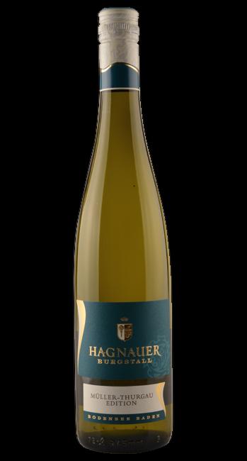 Hagnauer Burgstall - Müller-Thurgau - Edition -  Bodensee - Deutschland   2017   Winzerverein Hagnau   Deutschland