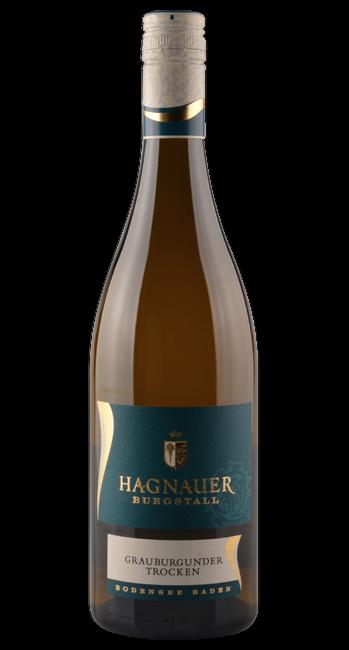 Hagnauer Burgstall - Grauburgunder -  Bodensee - Deutschland   2017   Winzerverein Hagnau   Deutschland