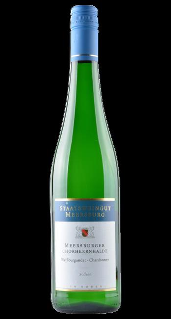 Meersburger Chorherrnhalde - Weißburgunder- Chardonnay - Bodensee - Deutschland | 2017 | Staatsweingut Meersburg | Deutschland