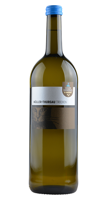 Müller-Thurgau - Trocken -  Franken - Deutschland - 1,0 Liter | 2017 | Winzer Sommerach | Deutschland