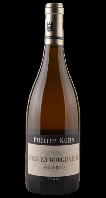 Laumersheimer - Grauer Burgunder - Réserve -  Pfalz - Deutschland | 2014 | Philipp Kuhn | Deutschland