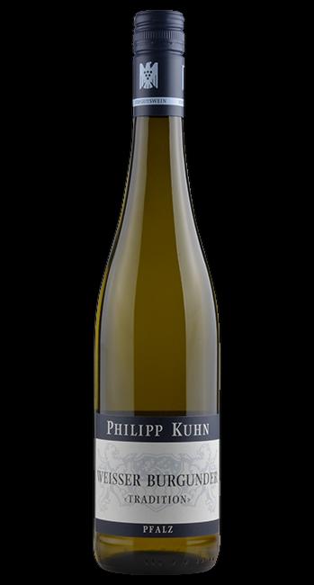 Weisser Burgunder - Tradition - Pfalz - Deutschland   2020   Philipp Kuhn   Deutschland