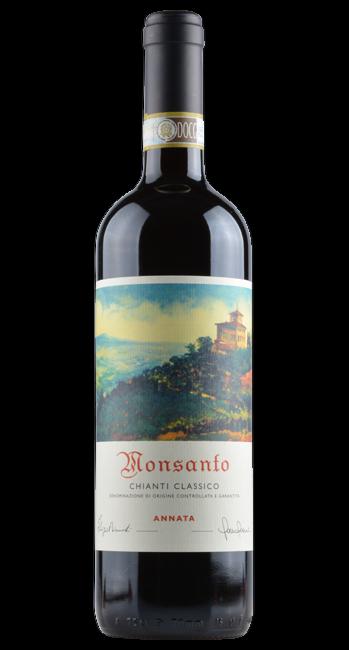 Chianti Classico -  Toskana - Italien | 2015 | Castello di Monsanto | Italien