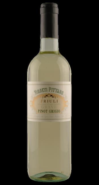 Pinot Grigio -  Friaul -Julisch Venetien - Italien | 2017 | Vigneti Pittaro | Italien