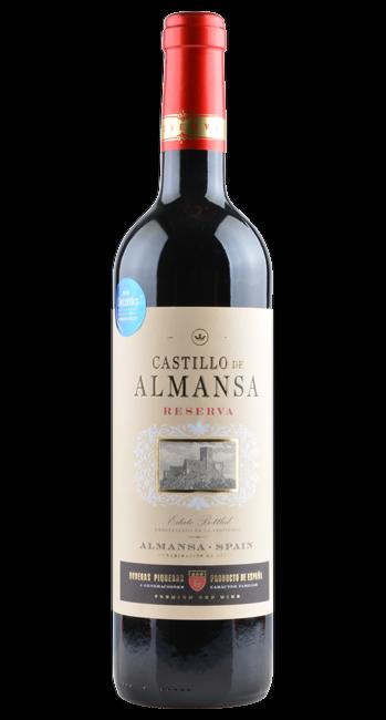 Castillo de Almansa - Reserva - Almansa - Spanien | 2014 | Bodegas Piqueras | Spanien