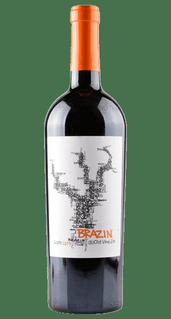 Brazin - (B)Old Wine Zin -  Zinfandel - Kalifornien - USA | 2014 | Brazin Cellars | USA