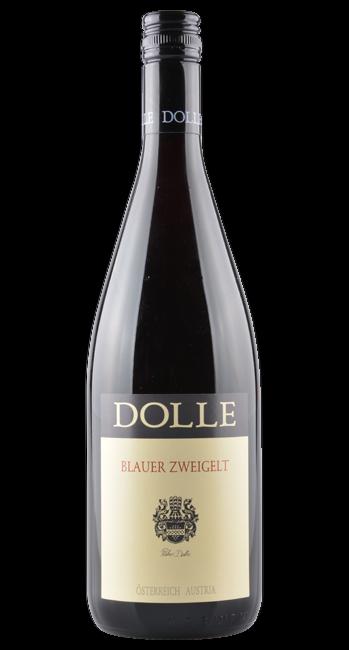 Blauer Zweigelt - Pfandflasche -  Kamptal - Österreich - 1,0 Liter | 2016 | Dolle | Österreich