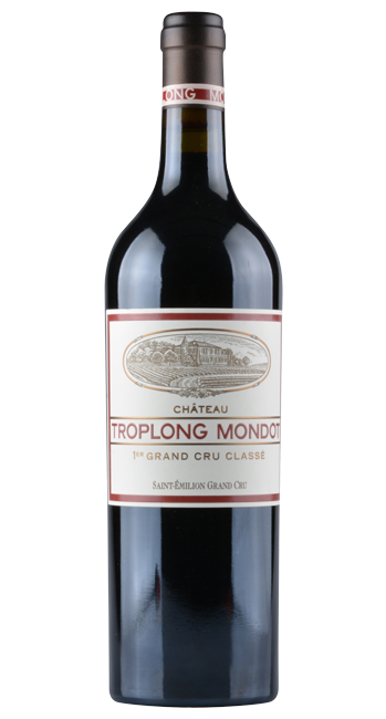 Troplong Mondot - 1er Grand Cru Classé B - Bordeaux - Frankreich | 2017 | Château Troplong Mondot | Frankreich