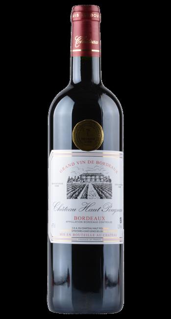 Haut Pougnan - Bordeaux - Frankreich | 2017 | Château Haut Pougnan | Frankreich