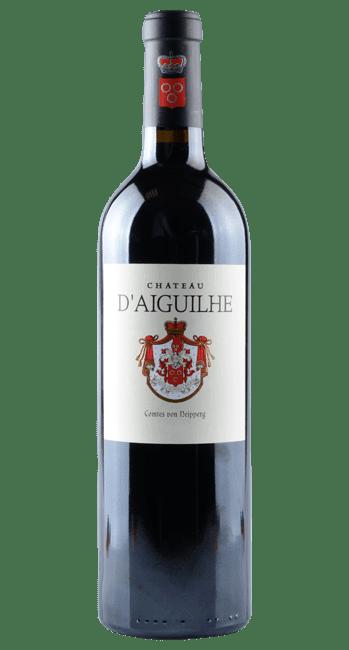 D' Aiguilhe -  Bordeaux - Frankreich   2014   Château d' Aiguilhe   Frankreich