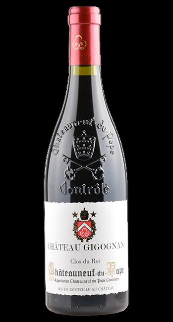 Clos du Roi - Châteauneuf du Pape - Rhône - Frankreich - Bio | 2016 | Château Gigognan | Frankreich