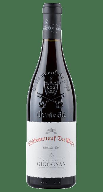 Clos du Roi - Châteauneuf du Pape - Rhône - Frankreich - Bio | 2015 | Château Gigognan | Frankreich