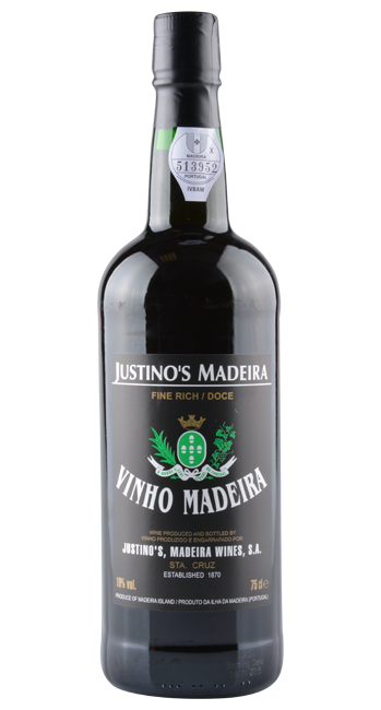 Justino's Madeira - Fine Rich/Doce -  Madeira - Portugal | Justino Henriques | Portugal