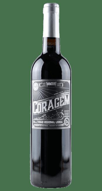 Coragem - Vinho Tinto -  Lisboa - Portugal | 2016 | Vidigal | Portugal