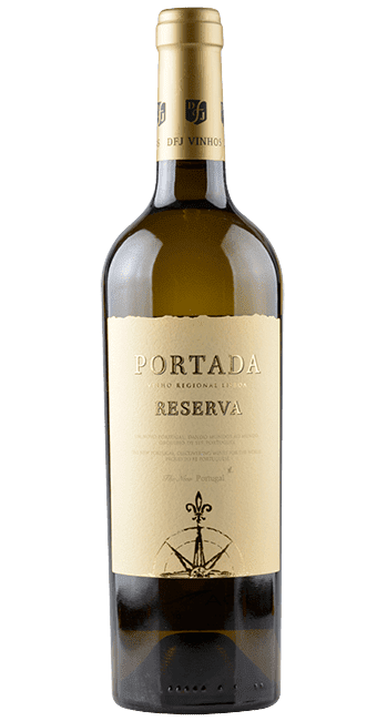 Portada - Reserva - Branco - Lisboa - Portugal | 2017 | DFJ Vinhos | Portugal