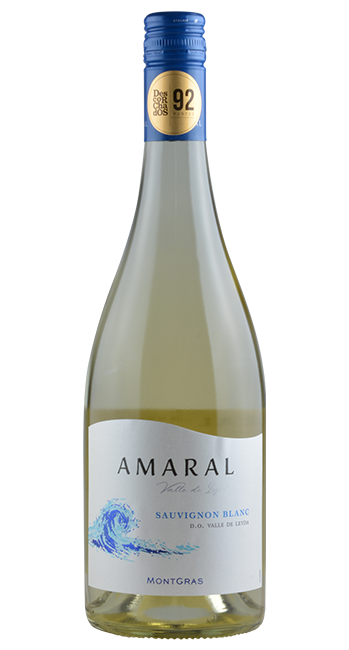 Amaral - Sauvignon Blanc -  Valle de Leyda - Chile | 2017 | Viña MontGras | Chile
