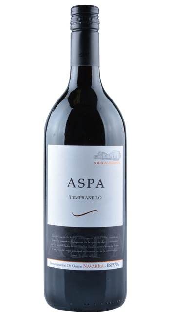 Aspa - Tinto -   Navarra - Spanien - 1,0 Liter | 2016 | Alconde | Spanien