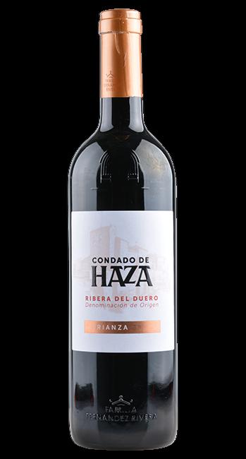 Condado de Haza - Crianza -  Ribera del Duero - Spanien | 2016 | Alejandro Fernández | Spanien
