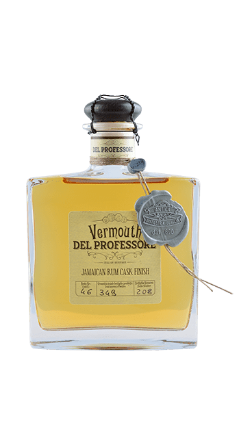 Del Professore - Vermouth - Jamaican Rum Cask Finish - Italien - 0,5 Liter   Antica Distilleria Quaglia   Italien