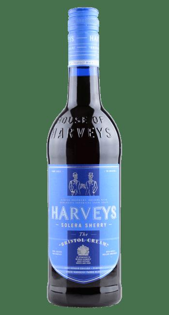 Harveys - Solera Sherry - The Bristol Cream - Jerez - Spanien   Bodegas Fundador   Spanien