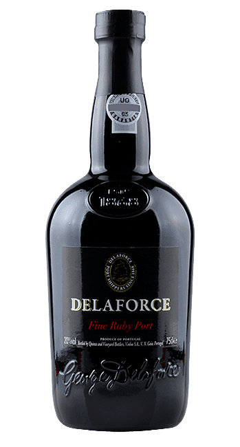 Delaforce - Fine Ruby Port -  Douro - Portugal | Real Companiha Velha | Portugal