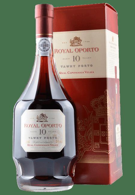 Royal Oporto - 10 Years - Tawny Porto -  Douro - Portugal | Real Companhia Velha | Portugal