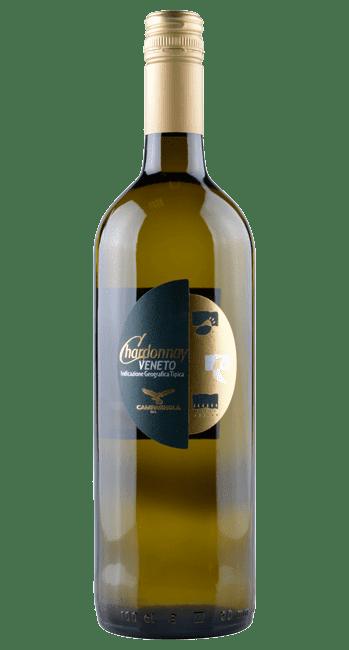 Chardonnay -  Venetien - Italien - 1,0 Liter | 2018 | Campagnola | Italien