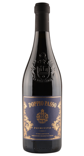 Doppio Passo - Primitivo -  Apulien - Italien | 2018 | Casa Vinicola Botter | Italien