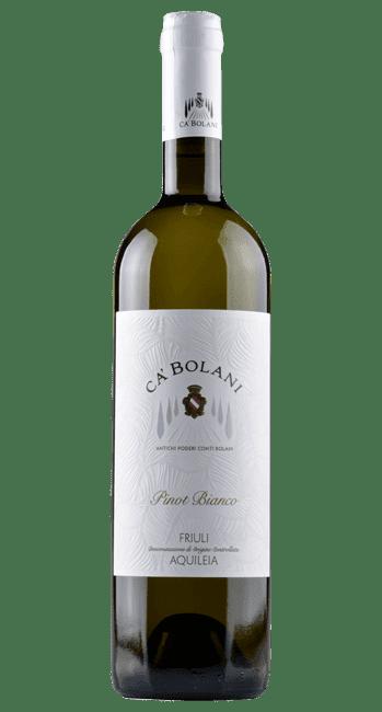 Pinot Bianco -  Friaul -Julisch Venetien - Italien   2017   Tenuta Ca' Bolani   Italien