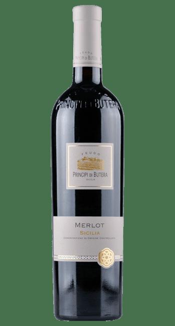 Merlot - Sizilien - Italien   2017   Feudo Principi di Butera   Italien