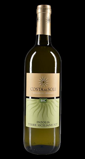 Costa al Sole - Inzolia -  Sizilien - Italien - Bio | 2017 | Volpi | Italien