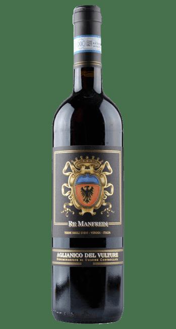 Re Manfredi - Aglianico del Vulture - Basilikata - Italien   2015   Terre degli Svevi   Italien