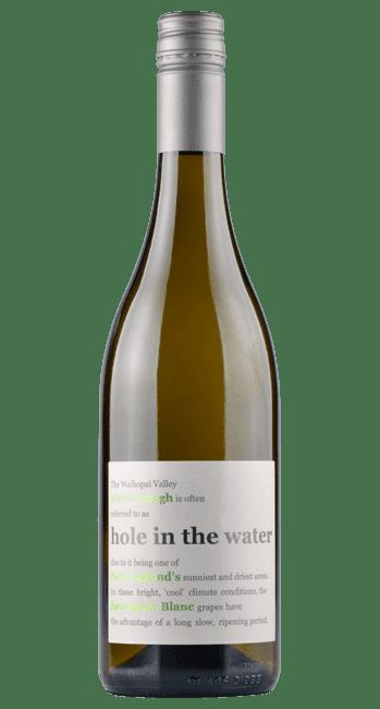 Hole in the Water - Sauvignon Blanc -   Marlborough - Neuseeland   2017   Hole in the Water/Konrad Wines   Neuseeland