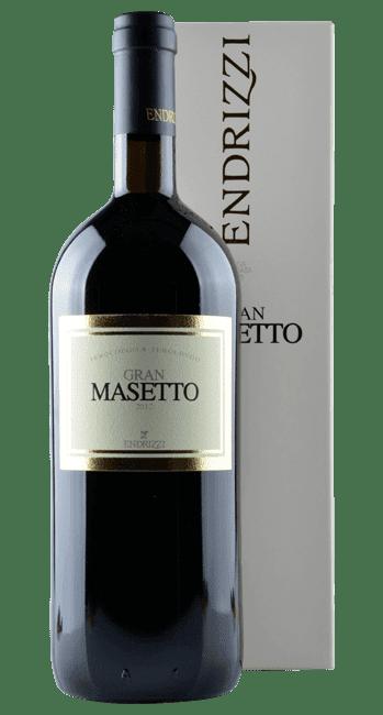 Gran Masetto - Teroldego & Teroldego - Trentino - Italien - 1,5 Liter | 2014 | Endrizzi | Italien