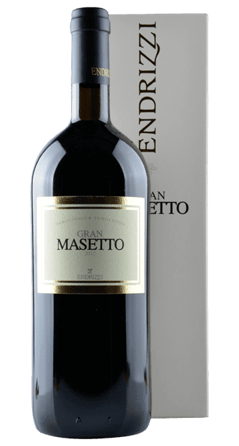 Gran Masetto - Teroldego & Teroldego - Trentino - Italien - 1,5 Liter | 2015 | Endrizzi | Italien