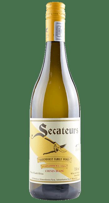Secateurs - Chenin Blanc -Swartland - Südafrika   2018   AA Badenhorst   Südafrika
