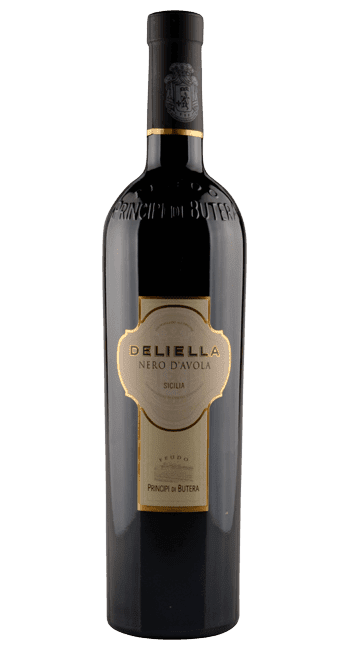 Deliella - Nero d' Avola -  Sizilien - Italien | 2015 | Feudo Principi di Butera | Italien