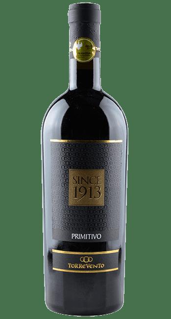 Since 1913 - Primitivo Puglia -  Apulien - Italien | 2015 | Torrevento | Italien